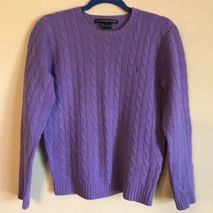 Ralph Lauren Sport Wool Sweater